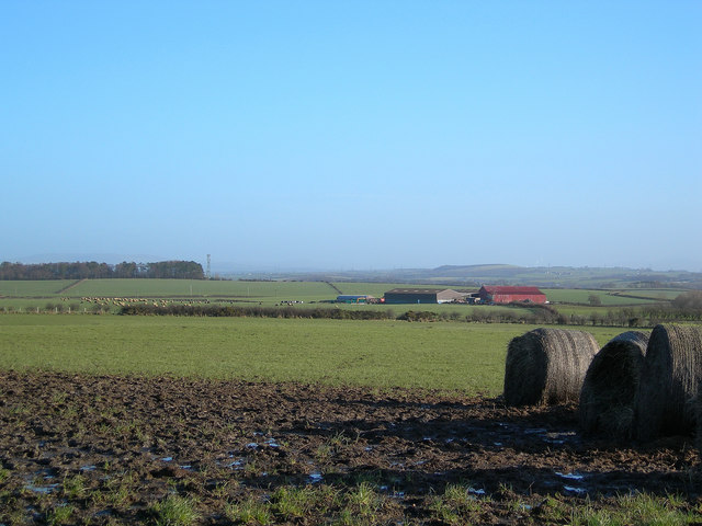 February Farmland