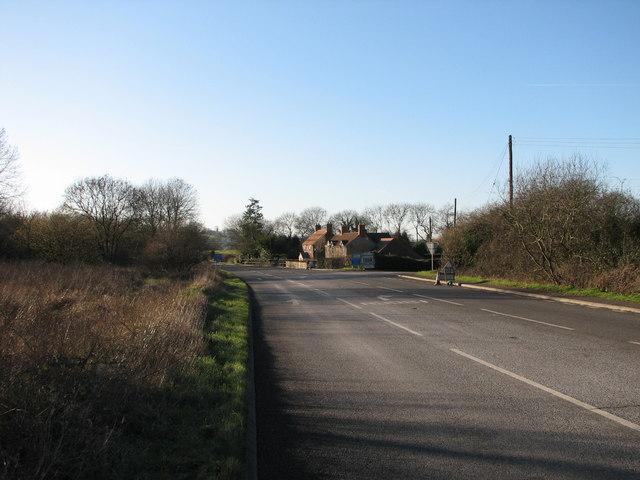 Leigh Common Near Wincanton On Old A303