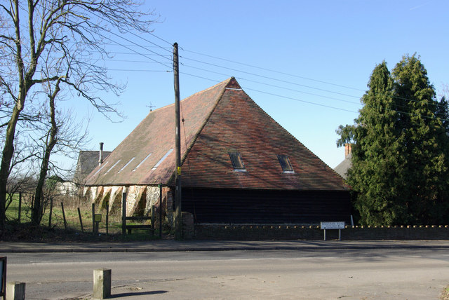 Barn on Wrotham Road