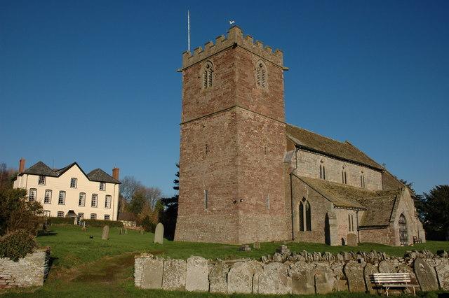 Almeley church