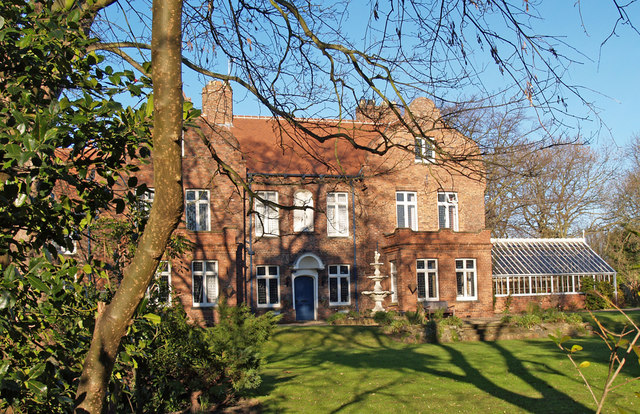 The Old Hall, Hornsea