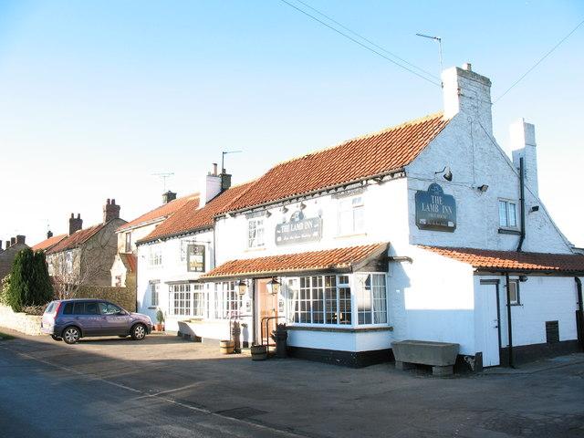 The Lamb Inn Rainton