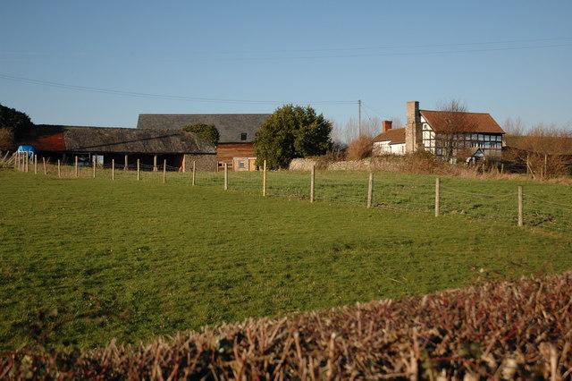 Farm at Upcott, Almeley