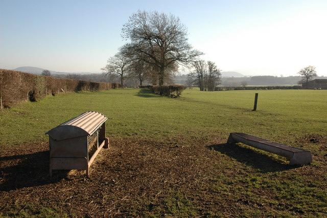 Sheep troughs, The Meadow Farm, Almeley