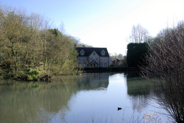 Basted Mill Pond