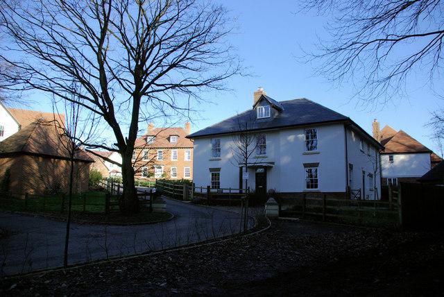 New Houses South of Platt