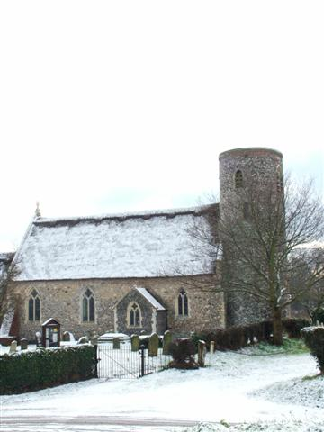 Fritton Church, Norfolk