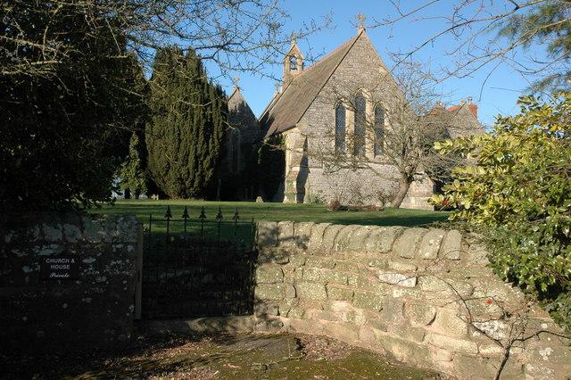 Converted church, Lower Broxwood