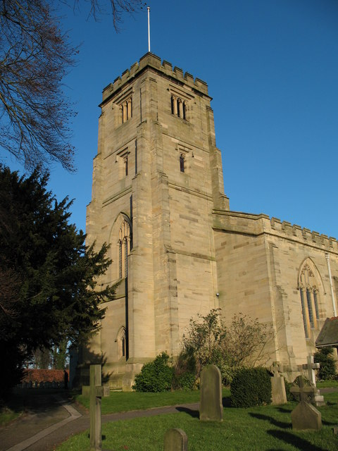 St John's Church Sharow
