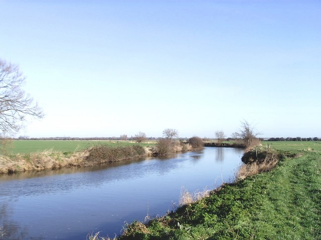 Great Stour east of Grove Ferry
