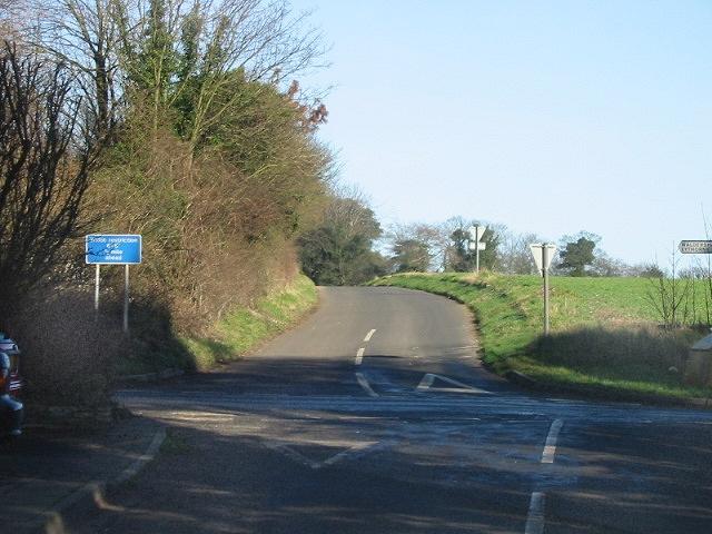Crossroads on Stoneheap Road