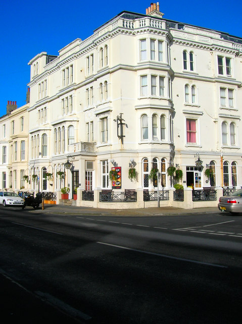 The Sussex, St Catherines Terrace