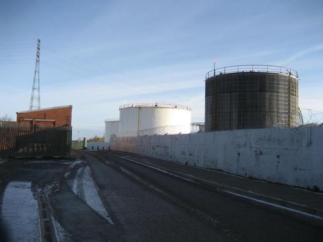 Jarrow Oil Terminal