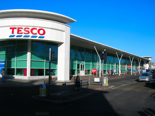 Tesco, Church Road