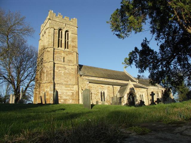 St. Andrew's at Arthingworth