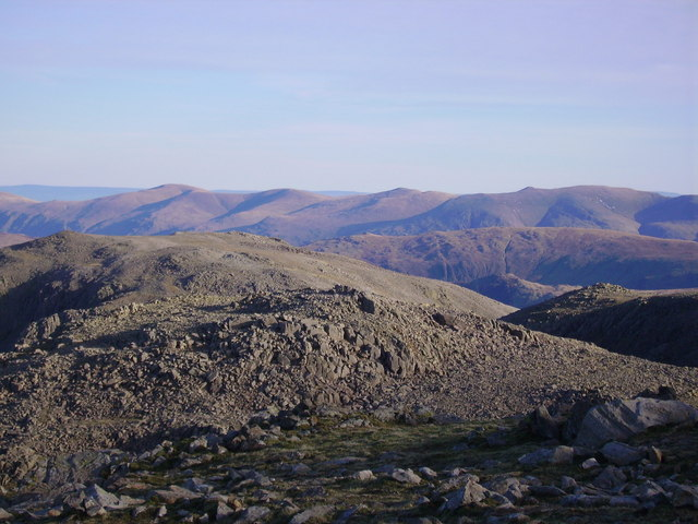 From Scafell Pike