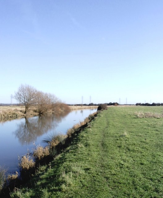 River Stour south of Hoo