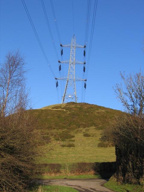 Pylon on the Hill
