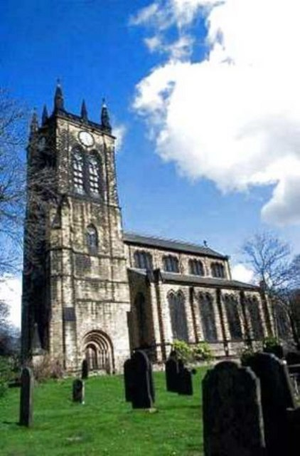 Church of St Mary The Virgin, Rawmarsh
