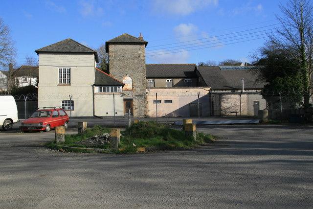 Site of Crelake Mine, Tavistock