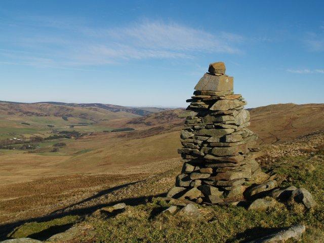 Cairn, Scar Hill.