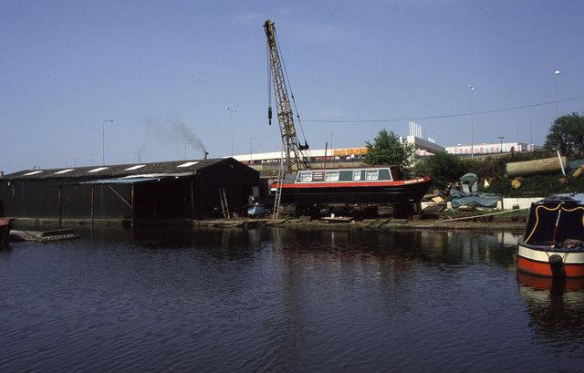 Ashton Packet Boat Company Ltd, Hanover Street North.