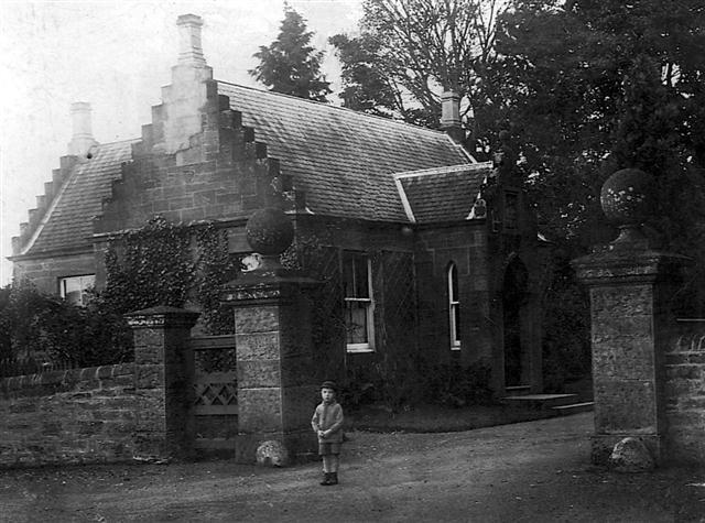 Arthurstone Lodge 1935
