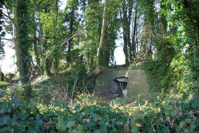 Ruins at Halling