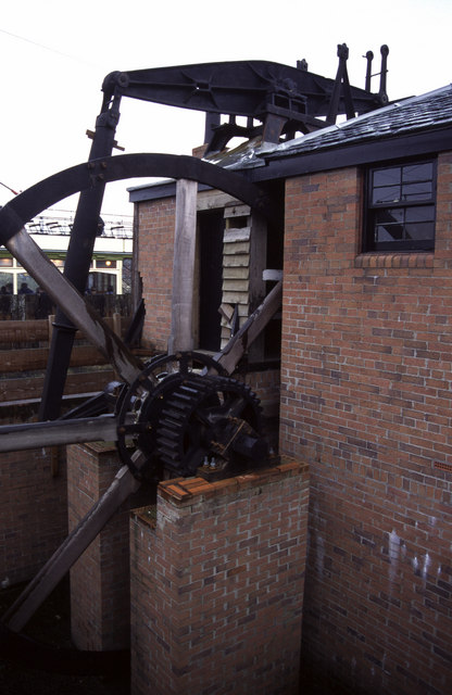 Farme Colliery engine, Summerlee
