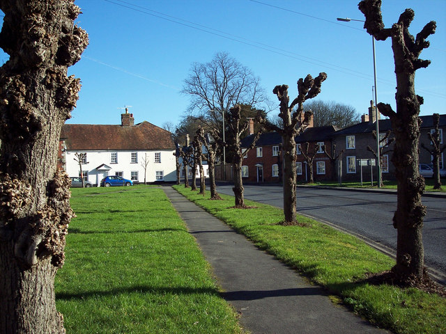 A30 through Kingsbury Square, Wilton