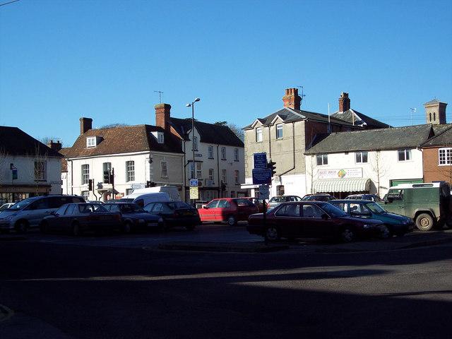 Wilton Market Square