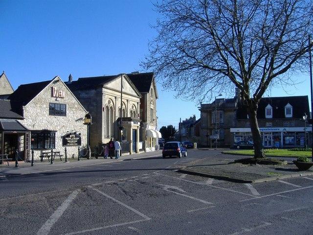 Spa Street, Melksham