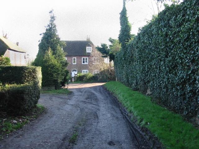 Church Farm, Ripple