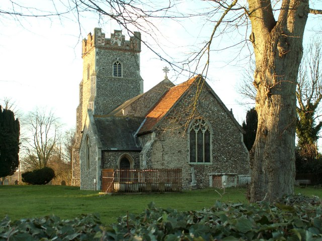 St. Andrew's church, Bredfield, Suffolk