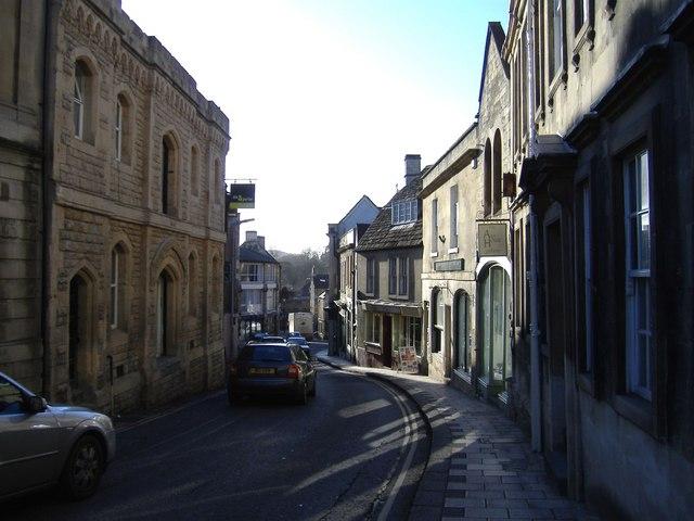 Silver Street, Bradford on Avon