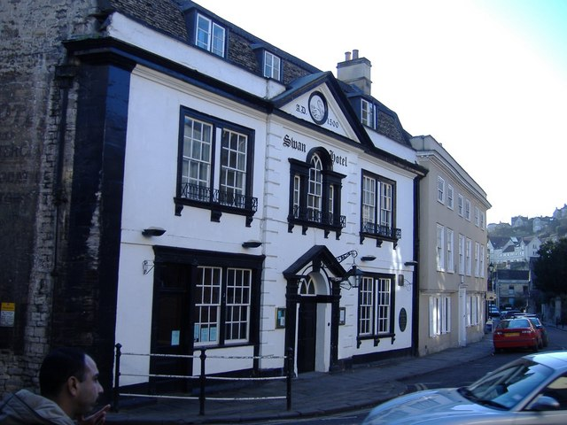 The Swan Hotel, Bradford on Avon