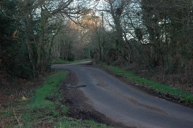 Badminston Drove