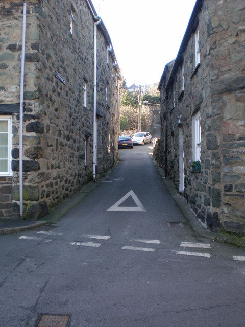 Lower part of lane to Penybank.