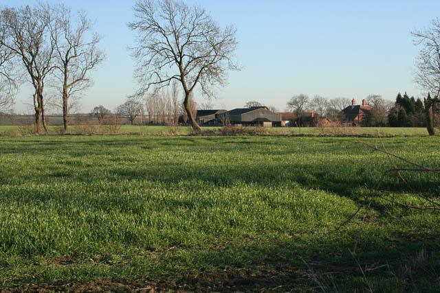 Farmland at Sunnyside Farm