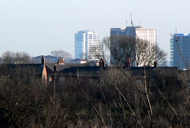 Bridgewater Place from Horsforth