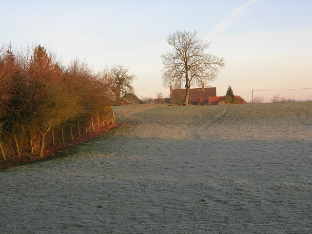 Glebe Farm, Woodend