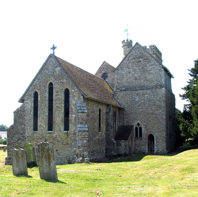 St John the Baptist, Harrietsham, Kent