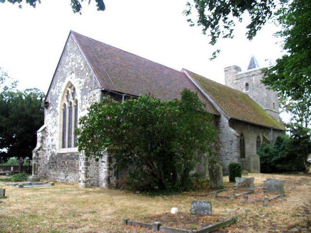 St James, Cooling, Kent