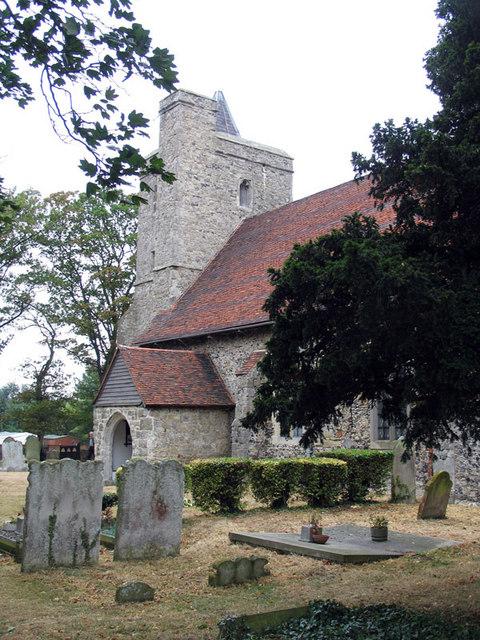 St James, Cooling, Kent