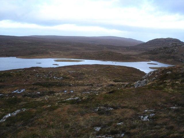 Loch a' Bhaid-shambraidh
