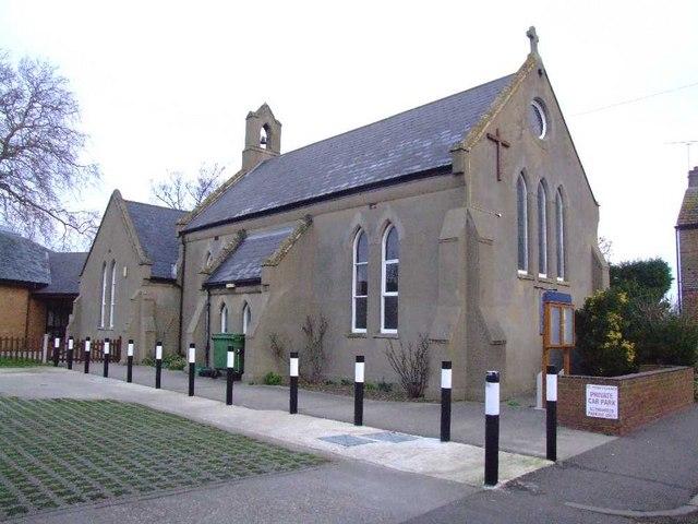 Saint Peter South Shoebury