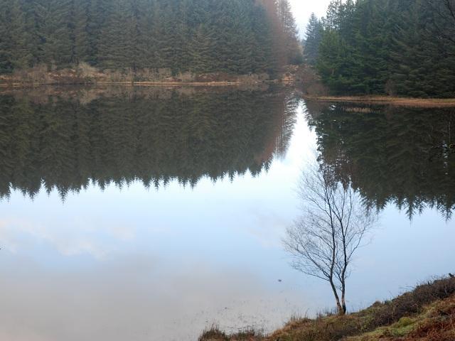Lochan Bealach Ghearran