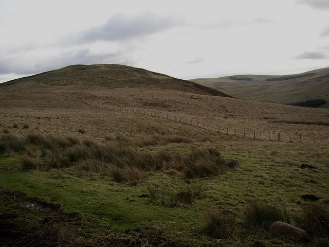 Ritto Hill, Linhope, Ingram Valley.