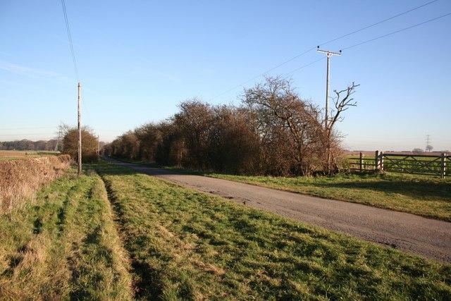 Gorse Hill Lane