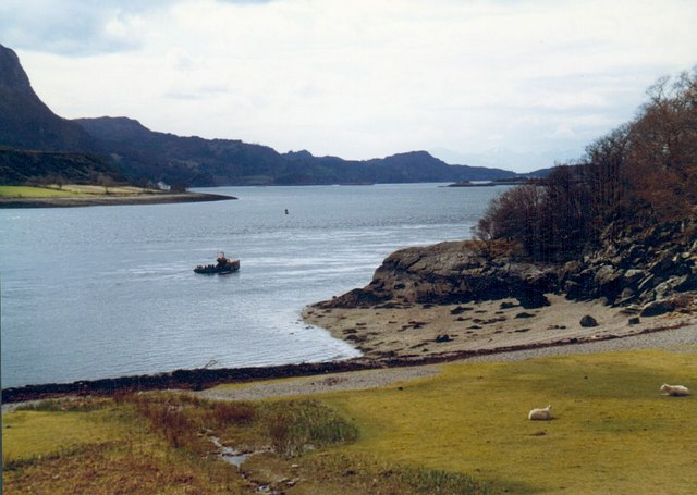 Loch Carron Narrows